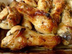 Met deze marinade op basis van kokosmelk maak je heerlijke kip uit de oven. Weer eens wat anders!   http://degezondekok.nl