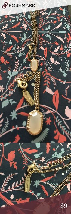 Baublebar short necklace Worn a handful of times. Great necklace hits just below color bone. Jewelry Necklaces