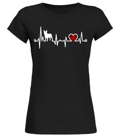 """# French Bulldog Heartbeat Tshirt - Frenchie Dog Lover Tees .  Special Offer, not available in shops      Comes in a variety of styles and colours      Buy yours now before it is too late!      Secured payment via Visa / Mastercard / Amex / PayPal      How to place an order            Choose the model from the drop-down menu      Click on """"Buy it now""""      Choose the size and the quantity      Add your delivery address and bank details      And that's it!      Tags: This Frenchie Dog…"""