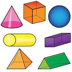 Pictogrammes, les solides