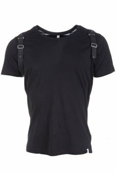 ABE Holster T-Shirt Black #christmas #gifts #gift #presents #giftguide #mens #menswear #style