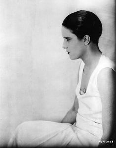 Silent film star Pauline Starke,1926. Her first film appearance was in D.W. Griffith's Intolerance in 1916 and she starred in Dante&#...