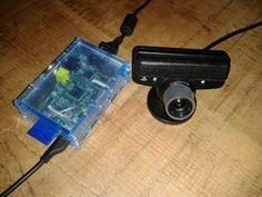 Raspberry Pi remote webcam