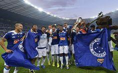 Cruzeiro é o 1º time a derrotar todos os rivais. Campeonato Brasileiro 2013