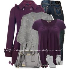 """""""Cable Knit Cardigan"""" by stay-at-home-mom on Polyvore"""
