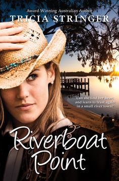 Review: Riverboat Point by Tricia Stringer | book'd out