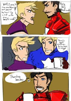 Hawkeye's life is so hard. I can't help loving the Avengers/Shaun of the Dead fusion.