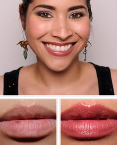 Giorgio Armani #526 Rouge d'Armani Lipstick Review, Photos, Swatches