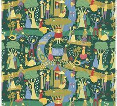 Det härliga Lustgården tyget i grönt kommer från svenska Ljungbergs Factory och designades av Stig Lindberg under 1950-talet då starka färger var hans signum. Tyget är tillverkat i bomull av hög kvalitet och passar utmärkt som en gardin exempelvis. Kombinera tyget tillsammans med andra fina produkter från Ljungbergs Factory för att skapa en trendig och personlig stil i ditt hem!