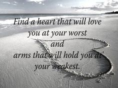 Find a heart..