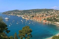 Villefranche, France.