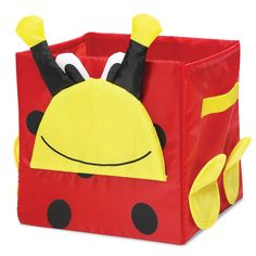 Lady Bug Cube