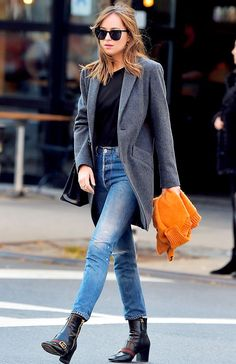Dakota Johnson's style is the inspiration you never knew you needed. Here's why she's our new favourite style icon.
