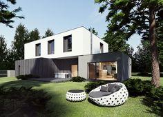 m-house, warszawa.TAMIZO ARCHITECTS
