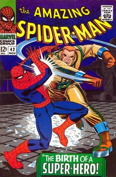 amazing spiderman comic #42 - Google Search