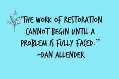 Dan Allender quote