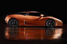 Zagato Lamborghini 5-95 Concept