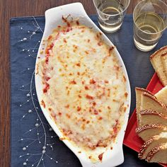 Sausage Pizza Dip - Rachael Ray Every Day