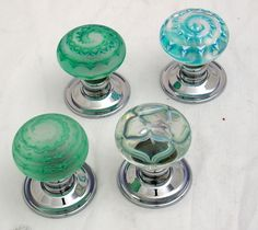 Merlin Glass Image Gallery glass doorknobs | designed objects ...