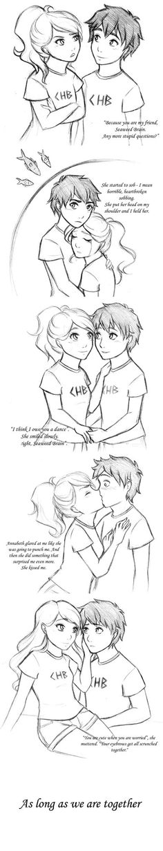 Percabeth moments + quotes by akai1992 on DeviantArt