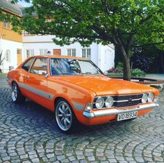 Classic Car News Pics And Videos From Around The World Classic Cars British, British Sports Cars, Ford Classic Cars, British Car, Car Ford, Ford Gt, Retro Cars, Vintage Cars, Mk1
