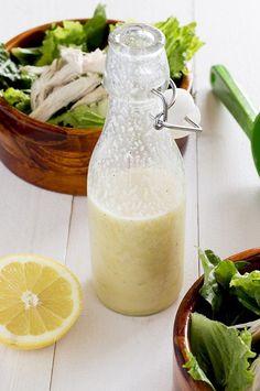 AIP Caesar Salad Dressing
