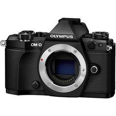 【送料無料】OLYMPUS E-M5 Mark2ボディー ブラック [デジタル一眼カメラ(1605万画素)]:楽天
