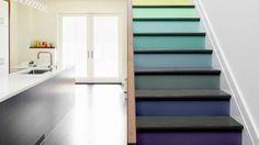 4 stratégies pour rafraîchir un escalier