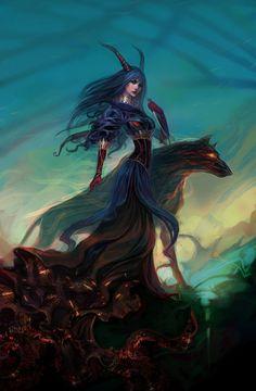 'a demon's fate' by anndr