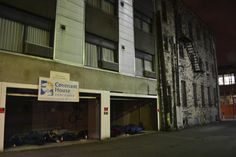 Sleeping for SleepOut Vancouver