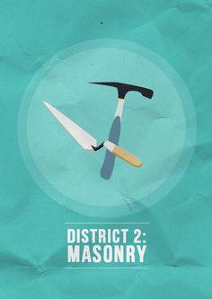District 2: Masonry