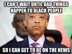 "Sharptonians say: ""Now get out there and be a victim for the team!"""