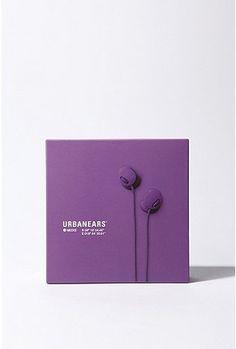 urbanears | good design | good packaging PD