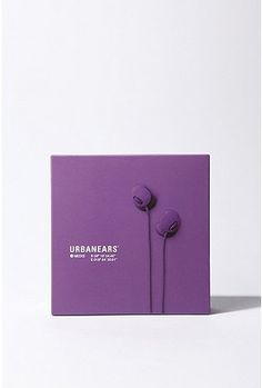 urbanears | good design | good packaging
