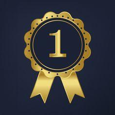 First prize ribbon award vector Free Vector Creative Flyer Design, Creative Flyers, Creative Portrait Photography, Creative Portraits, First Prize, Vector Free Download, Banner Vector, Free Logo, Free Illustrations