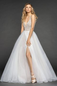 57c1280bb22c Hayley Paige Wedding Dresses - Exclusive to Eternal Bridal