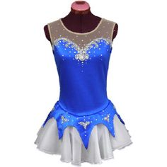 custom figure skating dresses
