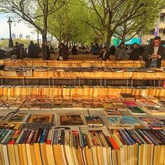 Southbank Book Market | 21 Charming Markets Every Londoner Must Visit