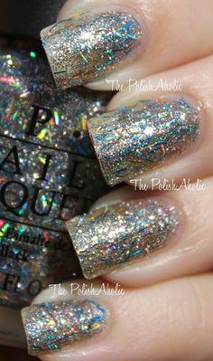 OPI Nicki Minaj Collection Swatches!