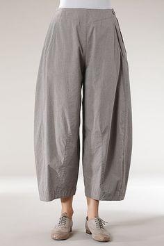 Trousers Benen wash