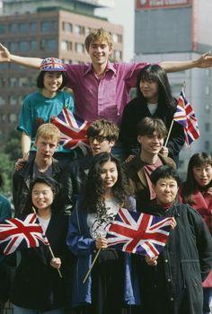 I Blur a Tokyo fotografati con le fan giapponesi nel 1992 Blur Band, Graham Coxon, Going Blind, Tom Odell, The Wombats, Damon Albarn, Britpop, 10 Picture, Gorillaz