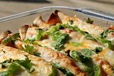Chicken Enchiladas - #yummy #foodie #dan330 http://livedan330.com/2015/04/27/chicken-enchiladas-recipe/