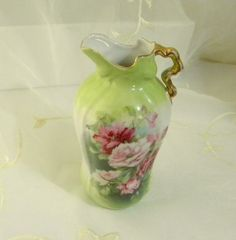 FLORAL GREENS by Vickie Wade on Etsy