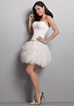 f2f1ddf02e5 Short dress for reception Wedding Dress 2013