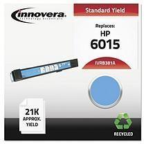 Innovera 6015 Remanufactured Laser Toner Cartridge, Select Color