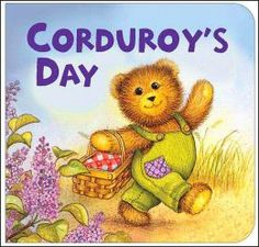 See what Corduroy is up to with this new board book.