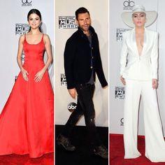 Conviértete en un crítico de moda eligiendo los mejores y peores #outfits de los @AMAs  📲Danos tus opiniones aquí: facebook.com/TrendStudiofm/… Trend News, Jumpsuit, Facebook, Outfits, Dresses, Fashion, Parts Of The Mass, Events, Elegant