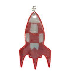 Rocketship reflector