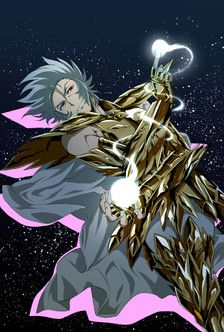 Saint Seiya, Cancer Deathmask