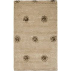 Safavieh Soho Adeline Wool Area Rug, Beige/Brown